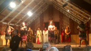 Learning about the Maori: the natives of New Zealand