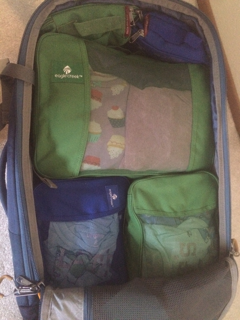 Round the World Adventure with Kids: How do you pack for such a trip?