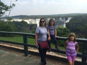 Iguazu Falls: Our introduction to Brazil