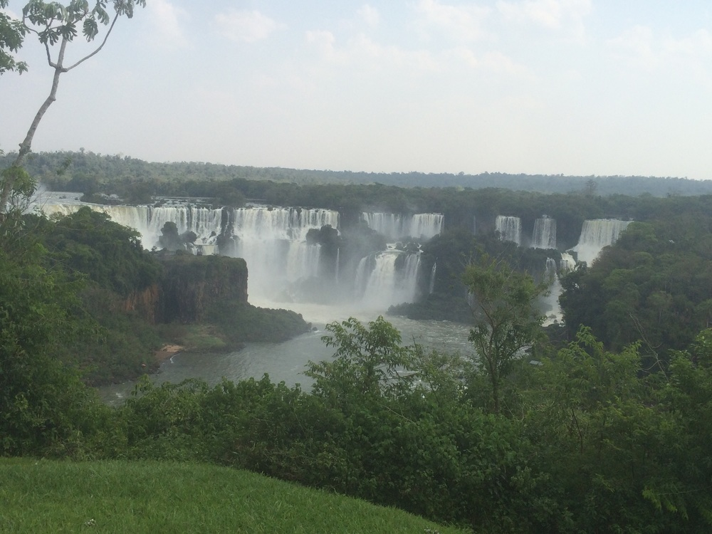 Brazil with Kids: Iguazu Falls (Foz do Iguacu)