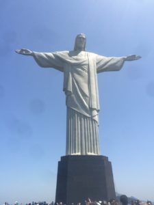 Christ the Redeemer statute was a gift from the Catholics of Rio to the city.