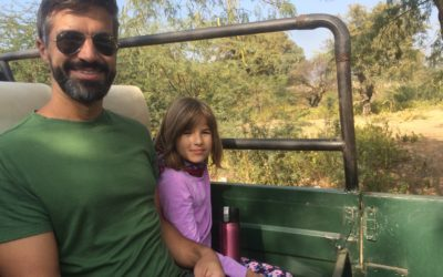 India with Kids: Week 2 – Jaipur, Ranthambore National Park & Mumbai