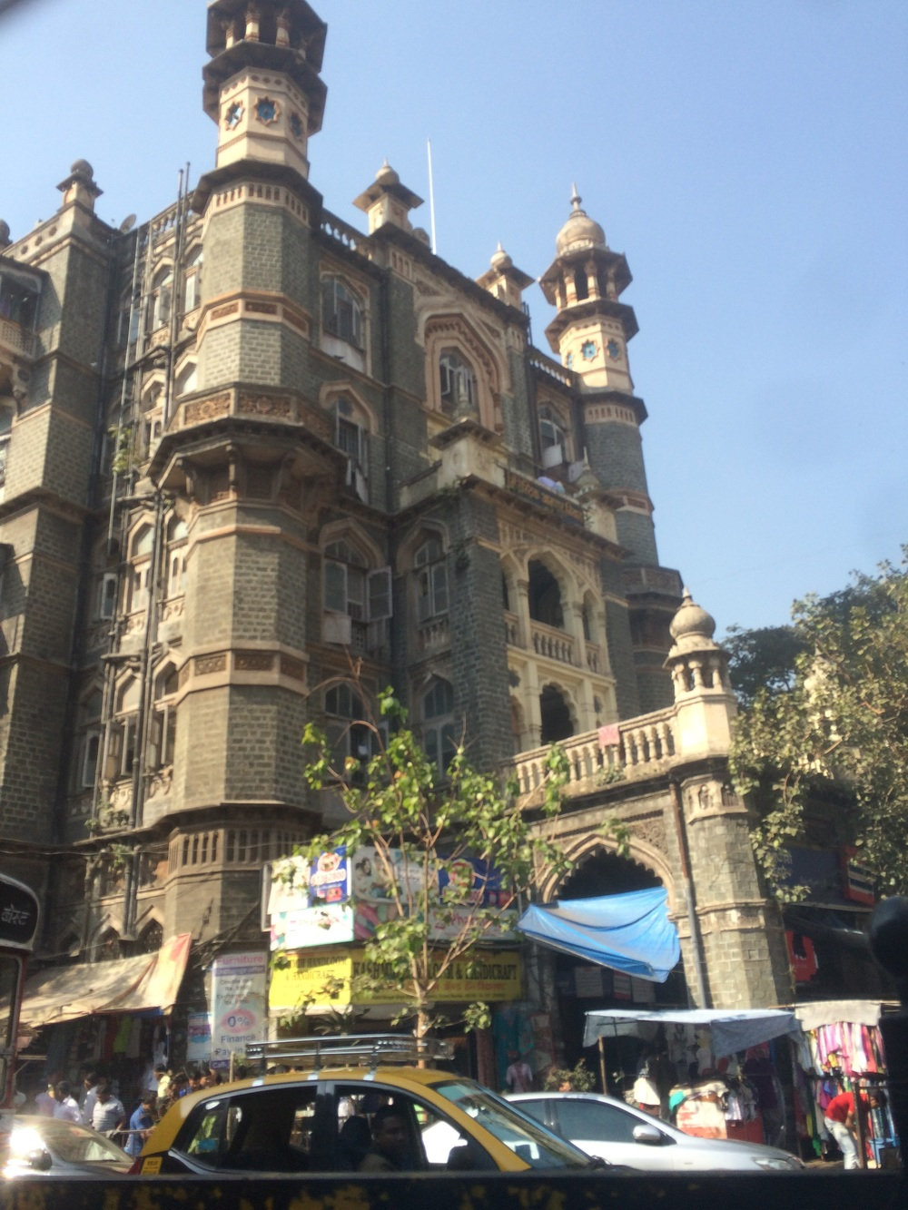 Building in Mumbai