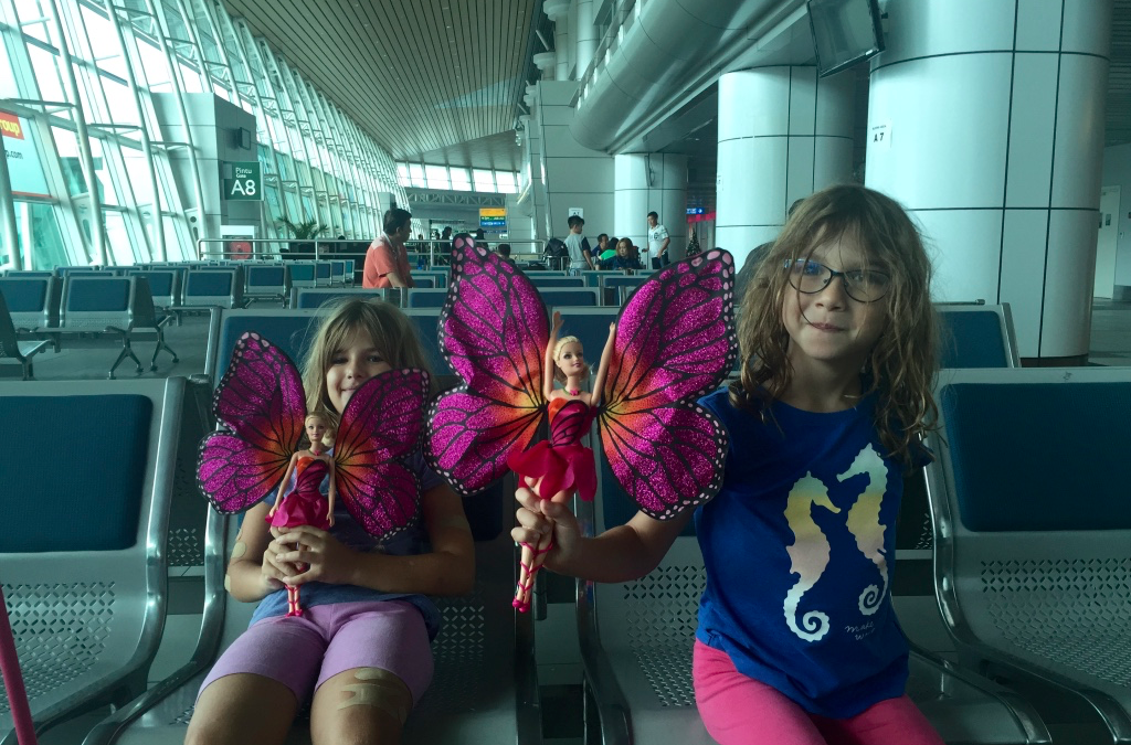 Airport with Kids? Tips for Making it a Better Experience for Everyone