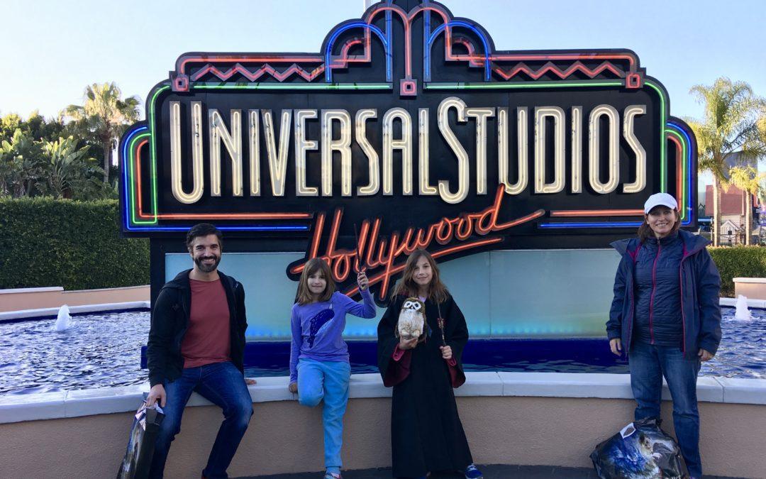 A Family Guide to Universal Studios Hollywood (Hollywood, California)