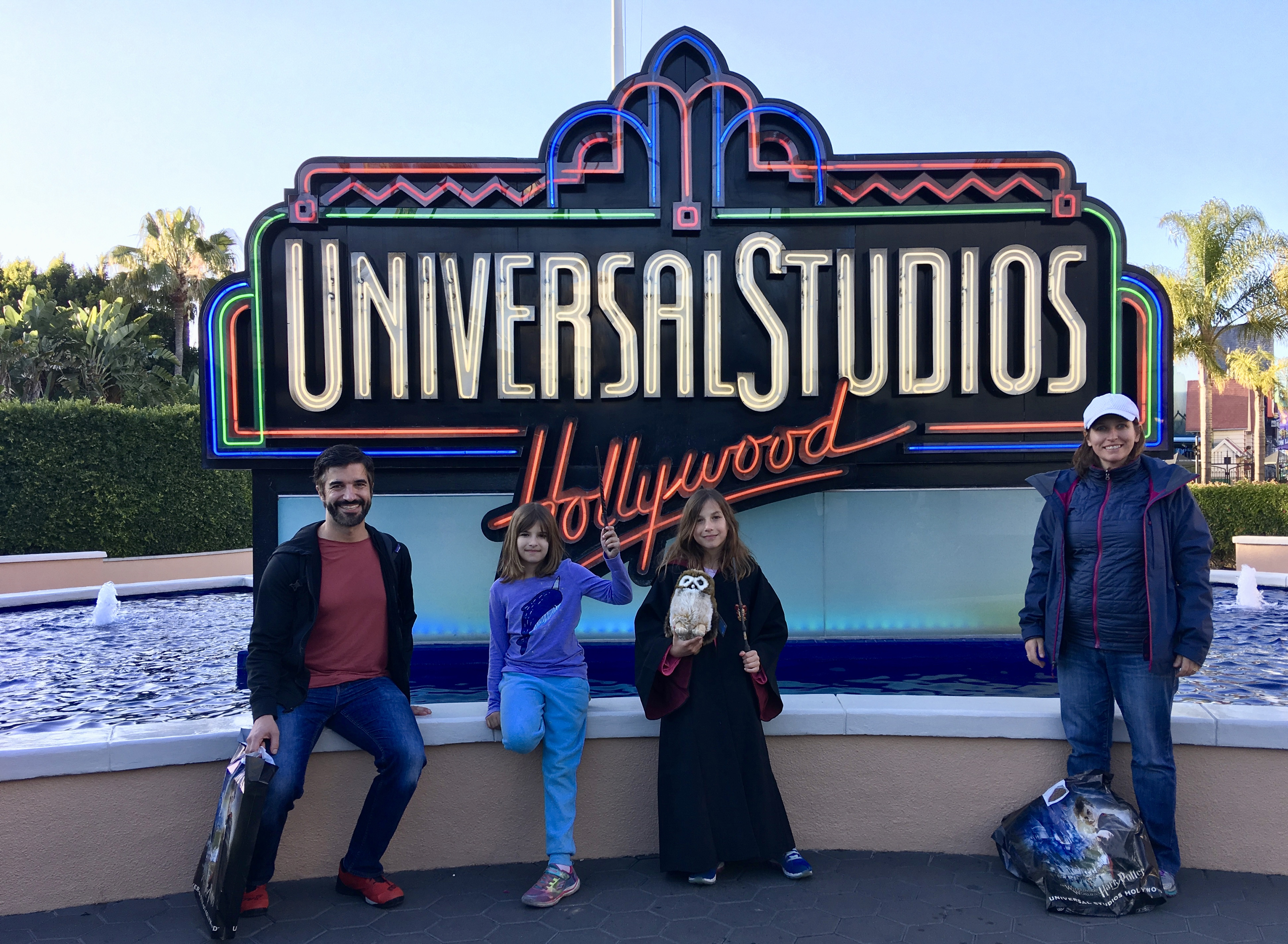 A Family Guide To Universal Studios Hollywood Hollywood California