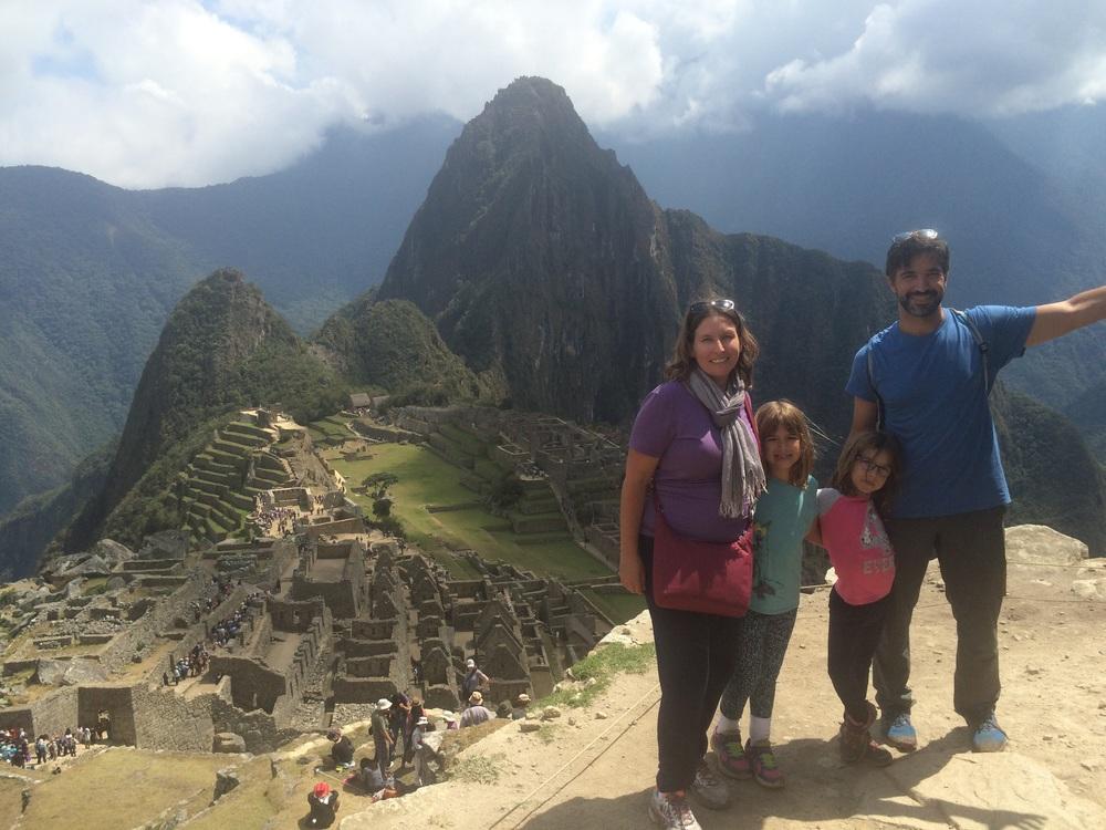 Peru with Kids: Machu Picchu – Exploring the forgotten Inca site