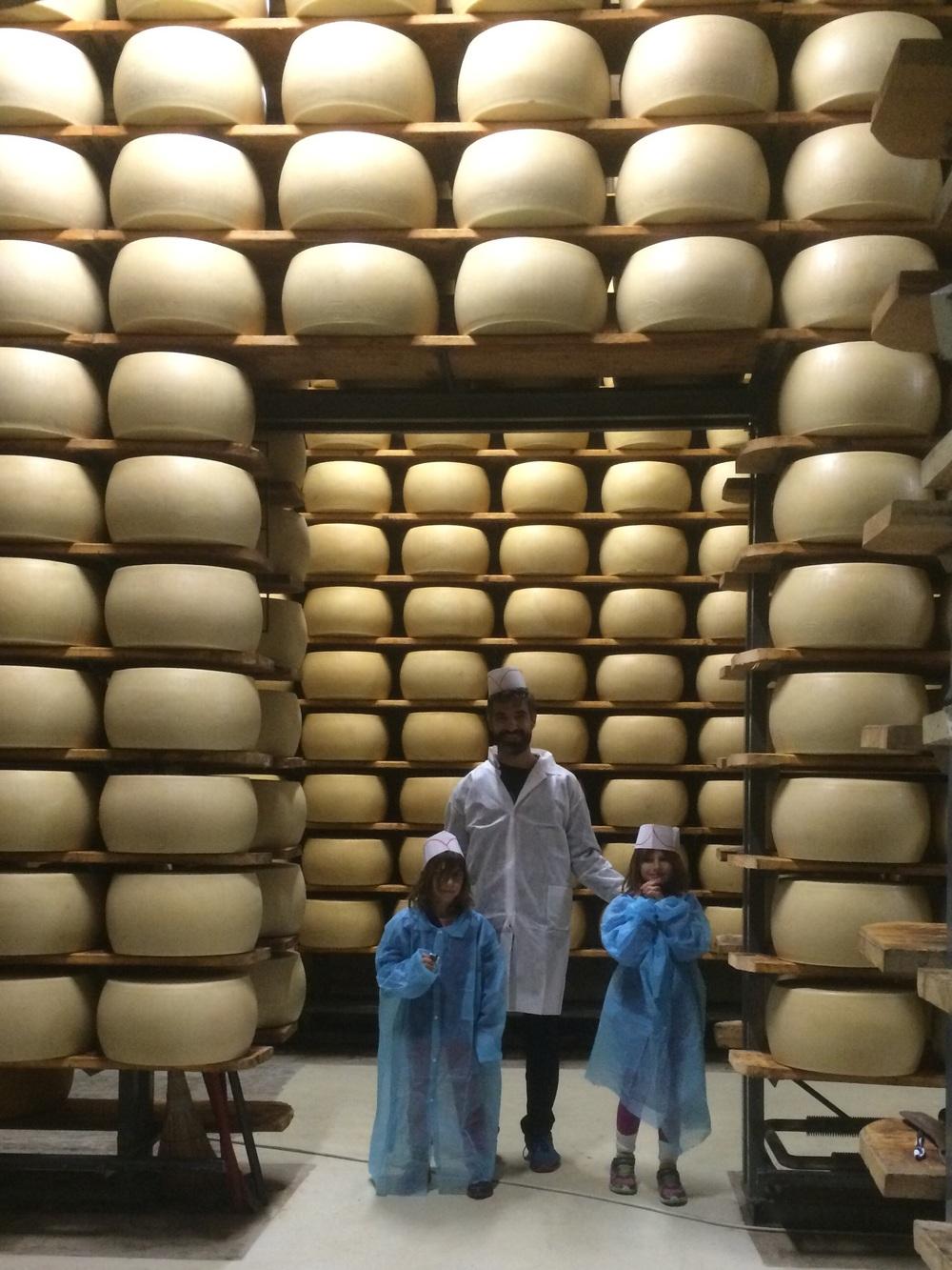 Italy with Kids: Week 3 – Parma, Naples, & Herculaneum