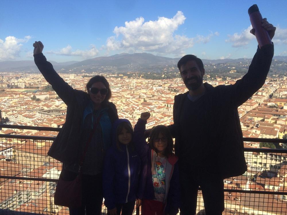 Italy with Kids: Week 2 – Florence, Viareggio & Siena